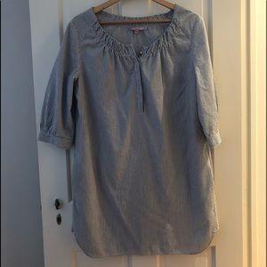 Seersucker Calypso St. Barth dress/tunic